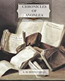 Chronicles of Avonlea, L. M. Montgomery, 1466297638