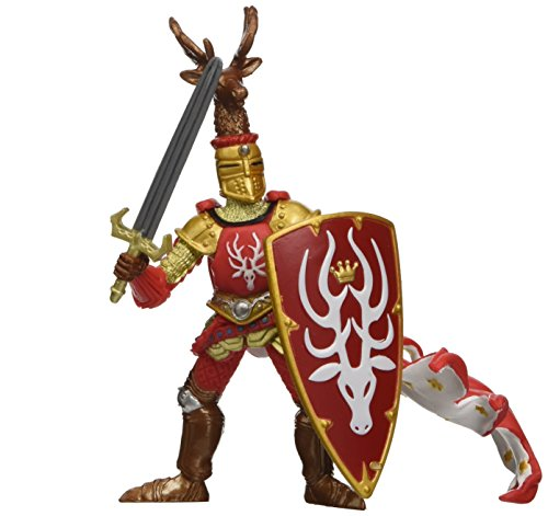 Papo The Medieval Era Figure, Knight Stag ()