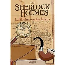 Sherlock Holmes : la BD dont vous etes le heros. Volume 1.