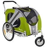 DoggyRide DRNVST09-GR Novel Dog Stroller, Outdoors Green