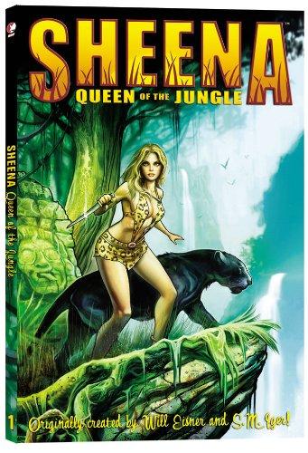 Sheena Queen of the Jungle Volume 1 pdf epub