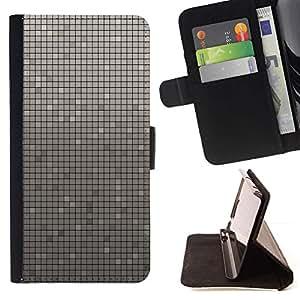 For Samsung Galaxy Core Prime / SM-G360 Case , Simple patrón de 33- la tarjeta de Crédito Slots PU Funda de cuero Monedero caso cubierta de piel