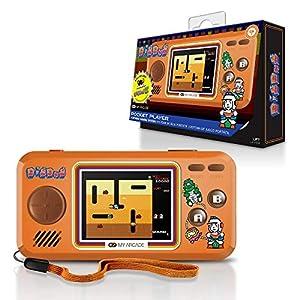 My Arcade Galaga Pocket Player Portable Handheld With 3 Games Xevious Galaga Galaxian Games Handheld Games