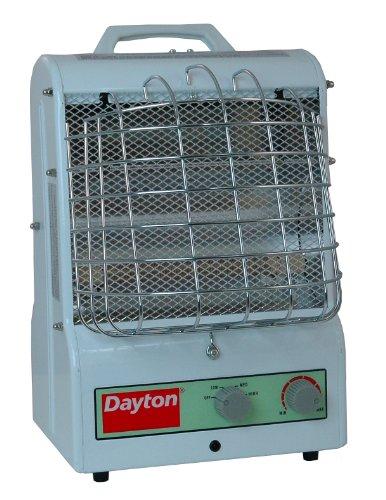 - 1500/900/600W Electric Space Heater, Fan Forced/Radiant, 120V