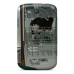 High Grade Hernandezz Flexible Tpu Case For Galaxy S3 - Inspection