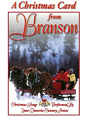 Christmas Card From Branson