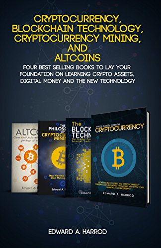 Cover image Cryptocurrency, Blockchain Technology, Cryptocurrency Mining,