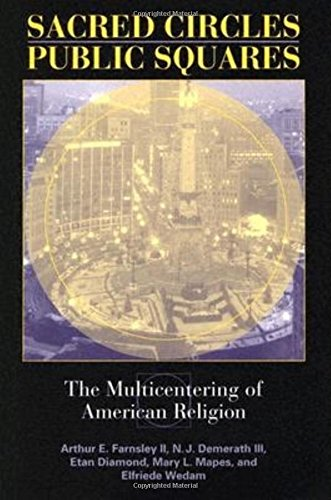 Sacred Circles, Public Squares: The Multicentering of American Religion (Polis Center Series on Religion and Urban Culture) pdf epub