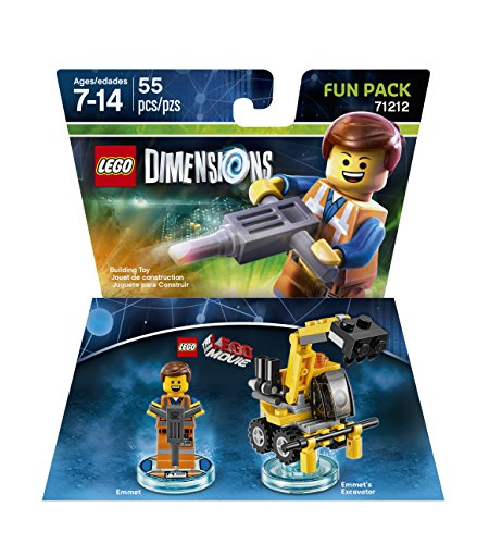 LEGO Movie Emmet Fun Pack Dimensions product image
