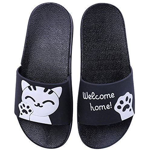 Shower Sandals Slippers Kids Outdoor Sandals Slip On Cute Girls Poolside Maybolury Boys Black Anti Slide Slip Indoor Beach Home 4Ywg18Rq
