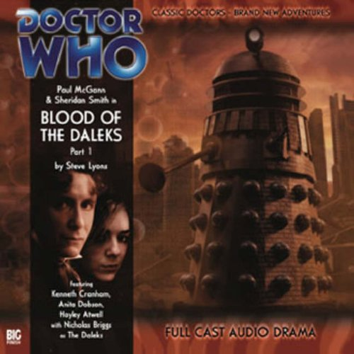 Steve Smith Part (Blood of the Daleks, Part 1 (Doctor Who: The Eighth Doctor Adventures, 1.1))