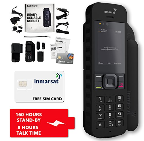 Inmarsat IsatPhone Pro2 handheld satellite phone