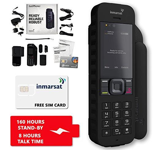 Inmarsat IsatPhone Pro2 handheld satellite phone - Gsp 1700 Satellite Phone
