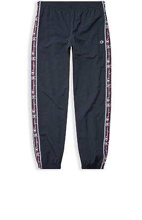 Champion 211950 BS501 - Pantalón de chándal Azul Marino XL: Amazon ...