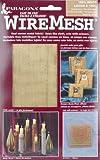 AMACO WireMesh #80, 16-Inch by 20-Inch Sheet, Brass