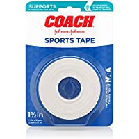 Sports Tape, 1.5 Inches By 10 Yards