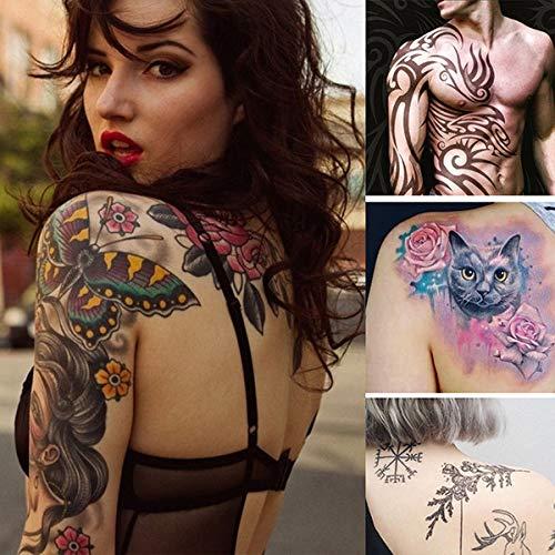 lzndeal 10 pcs Set Agujas para Tatuaje Agujas Profesionales ...