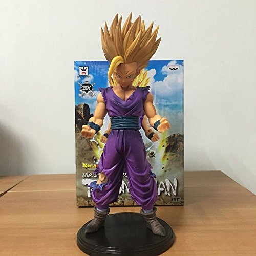 [9'' Dragon Ball Dragonball Z Super Saiyan Son Gohan Action Figure Toy] (Dragon Ball Costume With Tail)