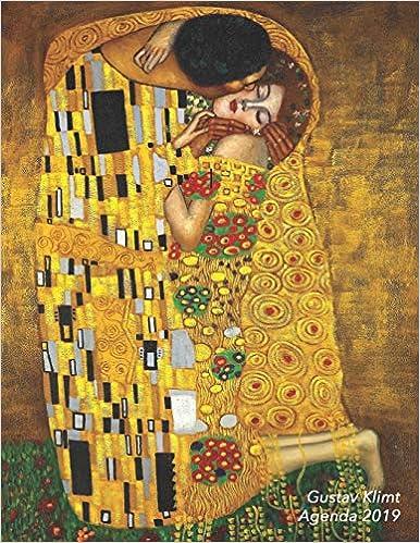 Gustav Klimt Agenda 2019: Semana Vista   El Beso ...