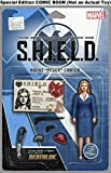 AGENT CARTER SHIELD 50TH ANNIVERSARY #1 Cover C Variant John Tyler Christopher Action Figure Cover