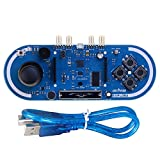 Cheap KOOKYE ATmega32U4 Microcontroller Game Programming Module Board for Arduino Esplora With onboard sound and light outputs