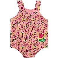 Body Banho de Sol Frutas Tropicais, TipTop, Bebê Menina