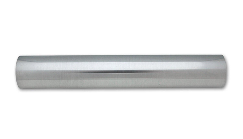 Vibrant 2173 3' Polished Aluminum Straight Tubing VIB2173