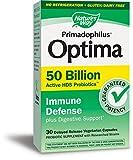 Cheap Primadophilus Optima Immune Defense 50 Billion Shelf Stable Vegetarian Capsules, 30 Count