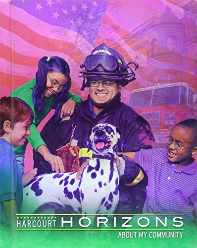 Harcourt School Publishers Horizons: Student Edition  Grade 2 2003