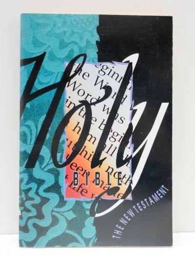 Holy Bible, New International Version: Pocket-Thin Testament, White ()