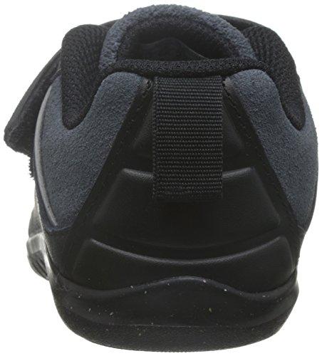 Adidas fortaplay AC I–Chaussures de deportepara enfants, gris–(Onix/negbas/verbas), -26