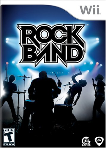 (Rock Band - Nintendo Wii (Game only))