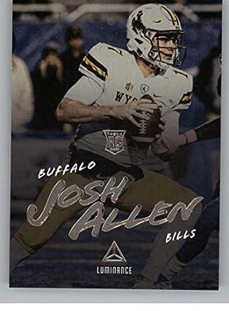 Amazon.com  2018 Panini Luminance  149 Josh Allen Buffalo Bills ... b1a761256