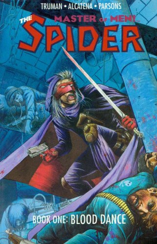 The Spider Master of Men Book One Blood Dance