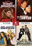 The Greatest American Heroine / The Return of Hunter / Jake Lassiter / The Great Pretender
