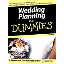 Wedding Planning For Dummies, 2nd Edition
