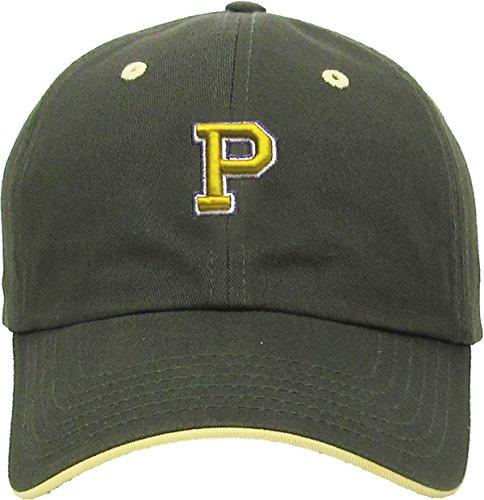 KPA-1463 OLV P Alphabet Letter Dad Hat Polo Cap Adjustable