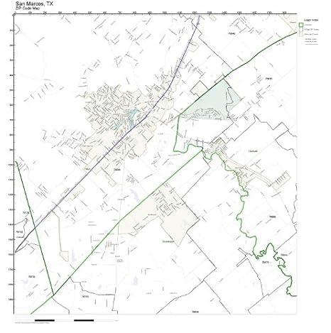 Amazon.com: ZIP Code Wall Map of San Marcos, TX ZIP Code Map ... on center tx map, waxahachie tx map, the woodlands tx map, burnet tx map, bunker hill village tx map, houston tx map, pasadena tx map, seguin tx map, beeville tx map, southside place tx map, kerrville tx map, mapquest tx map, hattiesburg tx map, san pedro tx map, progreso tx map, borger tx map, humble tx map, schertz tx map, long beach tx map,