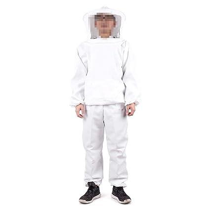 Amazon.com: GZYF - Traje de apicultura, chaqueta protectora ...