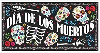 Day of the dead Sugar Skull Scheletro Calze Collant Halloween