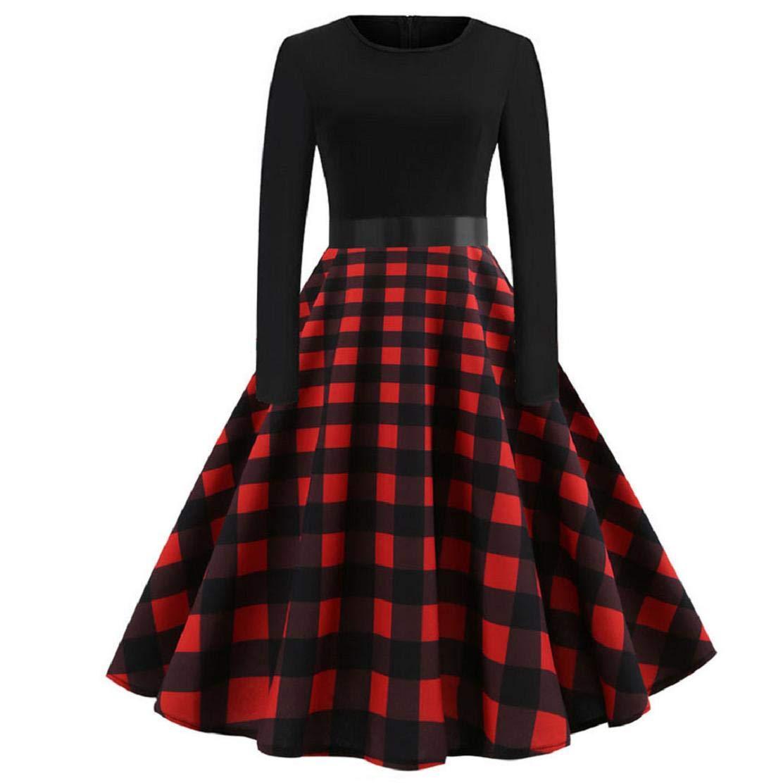 Vestidos Negros de Manga Larga, Vestidos Vintage, Vestido de Noche ...