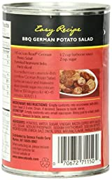 Read German Potato Salad Can, 15-Ounce (Pack of 12)