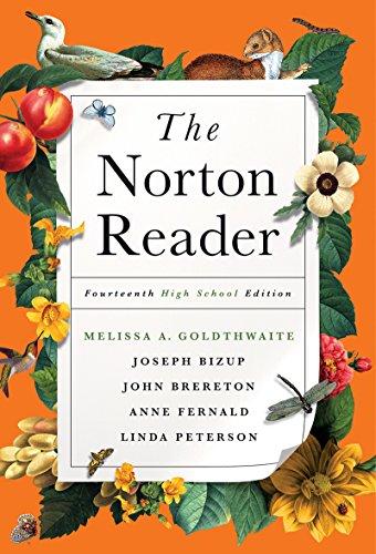 The Norton Reader (Fourteenth High School Edition)