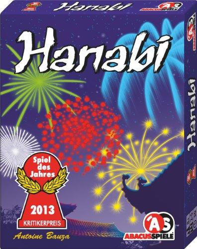 Abacus24 7 8122 Hanabi German Version