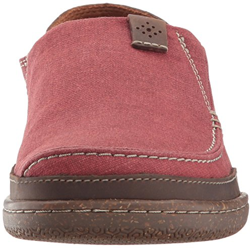 CLARKS Men's Trapell Form Slip-On Loafer Red cheap price wholesale sale countdown package cheapest price online tmvdB