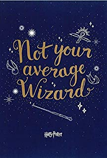 Harry Potter Not Your Average Wizard Birthday Card