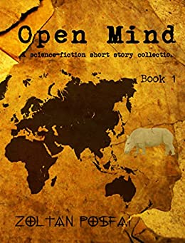Open Mind: Book 1 by [Pósfai, Zoltán]