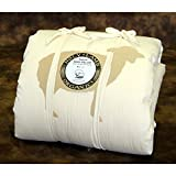 Bed - Pillow Best Decorative Sleeping Pillow For Comfortable Healthy Nap On Living Room Couch, Sofa, Bedroom Mattress At Home. White Holy Lamb Organics Body Pillow. Cute, Soft, Cozy Bedding.