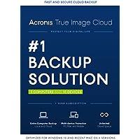 Acronis True Image Cloud 2016
