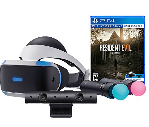 Sony PlayStation VR Resident Evil 7:Biohazard (Large Image)